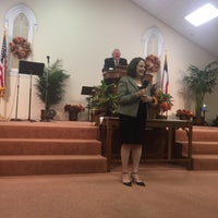 Photo taken at New Beginnings Community Church by Kim H. on 9/17/2017