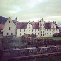 Photo taken at Hotel Kloster Haydau by Monika H. on 11/18/2017