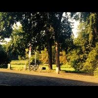 Photo taken at Ruhleben by SERAP B. on 7/4/2015