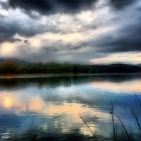 Photo taken at Estany de Banyoles by MICKY R. on 6/22/2013