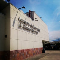 Photo taken at Licenciado Gustavo Díaz Ordaz International Airport (PVR) by Diego C. on 10/20/2012