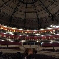 Photo taken at Teatro Micaelense - Centro Cultural e de Congressos by Ricardo B. on 2/24/2016