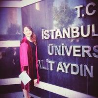 Photo taken at İstanbul Aydın Üniversitesi by Gizem G. on 6/13/2015