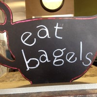 Photo taken at Bagel Cafe by Bette B. on 6/6/2014