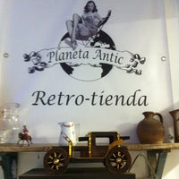 Photo taken at Planeta Antic by Pepa M. on 8/13/2014
