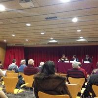 Photo taken at Casal L'Olivera by Cristian J. on 2/27/2014