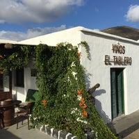 Photo taken at Vinos el Tablero by Alex on 11/24/2014