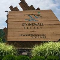 Photo taken at Stonewall Resort by John C. on 8/3/2016