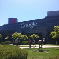 Photo taken at Googleplex by Kate v. on 4/29/2013