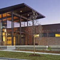 Photo taken at Parker Police Department by Ryan W. on 6/20/2014