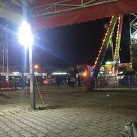 Photo taken at Güven Luna Park by Batuhan S. on 6/26/2016