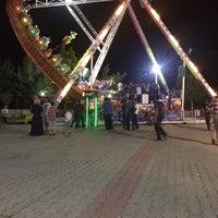 Photo taken at Güven Luna Park by Batuhan S. on 6/25/2016