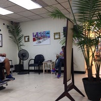 Photo taken at Ron's Barber Shop by David R. on 7/30/2014