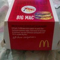 Photo taken at McDonald's by Emrah U. on 3/17/2013