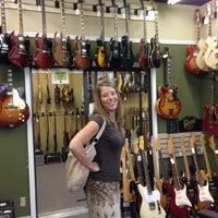 Photo taken at Austin Vintage Guitars by John R. on 10/16/2012