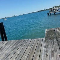 Photo taken at Coney Dock by Patricia G. on 6/15/2014
