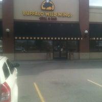 Photo taken at Buffalo Wild Wings by Nikita B. on 9/19/2012