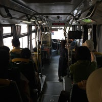 Photo taken at Bus 113 by Amber Z. on 6/17/2017