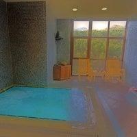 Photo taken at Patalya Thermal Resort by Coşkun G. on 11/1/2014