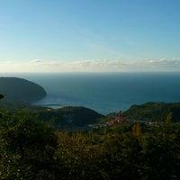 Photo taken at Kuşkayasi Tepesi by Fatih E. on 10/29/2015