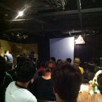 Photo taken at Comedy Club 卡米地喜劇俱樂部 by Walkup C. on 10/13/2013