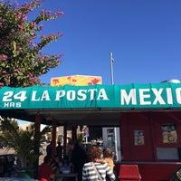 Photo taken at La Posta de Acapulco's by Chris  L. on 12/29/2013
