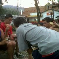 Photo taken at Parque de San Cristobal by Diegho R. on 1/13/2013