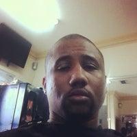 Photo taken at Get Down Barber Shop by MrJroc on 1/9/2013