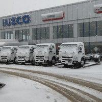 Photo taken at Mitsubishi Motors ve Fuso Yetkili Satıcısı & Servisi - Tufanlar by Ufuk K. on 1/12/2015