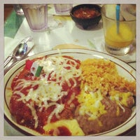 Photo taken at Cantina Real by ablackonamac M. on 5/27/2013