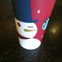 Photo taken at Starbucks by Sean S. on 10/27/2012