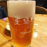 Photo taken at Ogikubo Beer Kobo by Ichiro T. on 1/19/2018