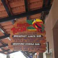 Photo taken at Fredy's Tucan by Carlos M. on 6/9/2013