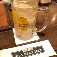 Photo taken at HIGHBALLBAR モダンタイムス1923 赤坂店 by satossi on 2/10/2018