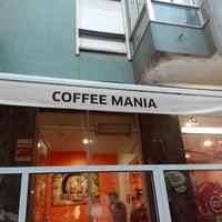 Photo taken at Coffee Mania by Ricardo S. on 10/2/2014