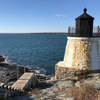 Photo taken at Castle Hill Lighthouse by Anna N. on 12/25/2016