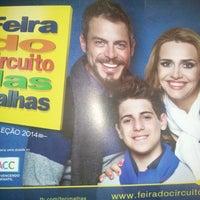 Photo taken at Feira do Circuito das Malhas by Mayara C. on 5/16/2014