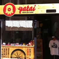 Photo taken at Yatai Tapes japoneses by Roger P. on 4/13/2013
