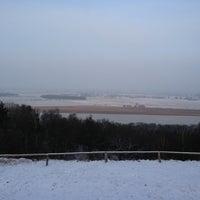 Photo taken at Die Windharfe by Christoph B. M. on 1/16/2013