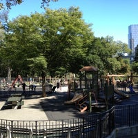 Photo taken at Central Park - 96th Street Playground by Yann B. on 9/25/2012