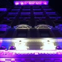 Photo taken at Sanctuary Hotel New York by Raffaele C. on 10/21/2012
