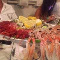 Photo taken at I Sapori Del Mare by Damiano G. on 9/12/2014