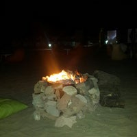 Photo taken at Kılıç Beach Club by BihteR U. on 7/23/2015