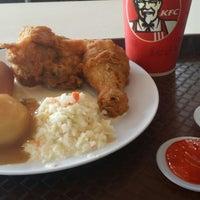 Photo taken at KFC by Jeffry Z. on 10/21/2014