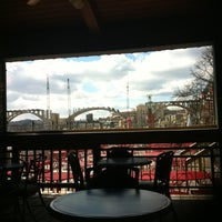 Photo taken at Calhoun's on the River by Texaspreps B. on 2/16/2013