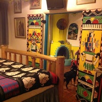 Photo taken at La Dona Luz Inn by Beth L. on 8/6/2013