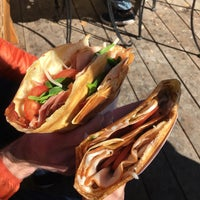 Photo taken at Crepes a la Cart by Dana on 3/4/2017