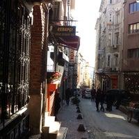 Photo taken at Kebapçı Enver Usta by Ali Rıza E. on 4/11/2015
