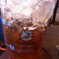 Photo taken at Caribou Coffee by John on 3/2/2013