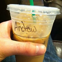 Photo taken at Starbucks by Andrew M. on 3/10/2013